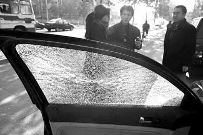 汽车玻璃修复店