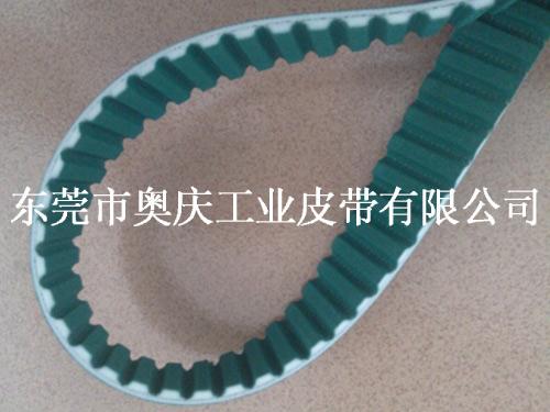 绿布PU同步带