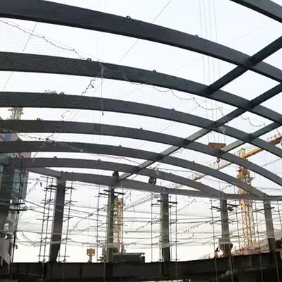 厂房钢结构天窗