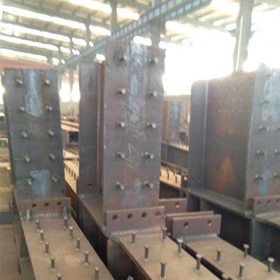 理想城高层厂房钢结构