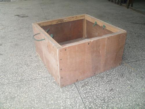 定制出口木包�b箱