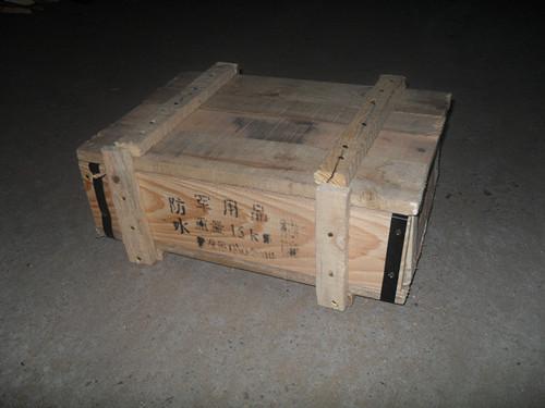 出口木包装箱厂