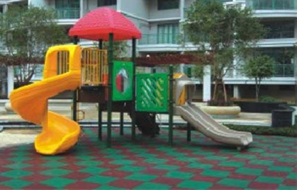 校园安全橡胶地垫