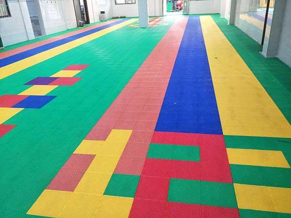 贵州幼儿园地垫