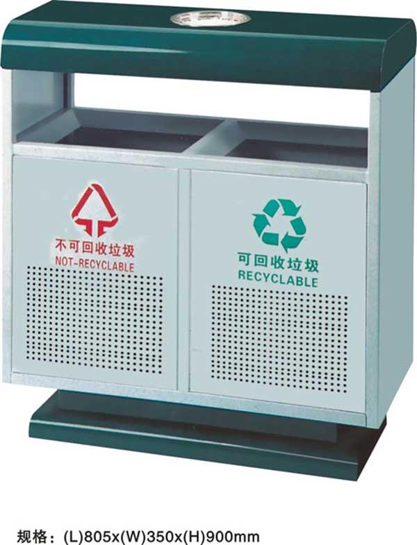 贵阳钢制垃圾桶