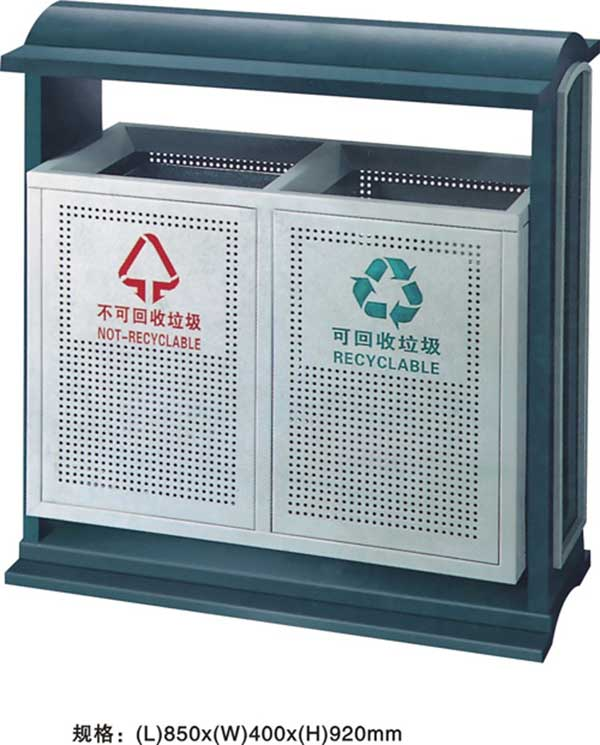 贵州钢质垃圾桶