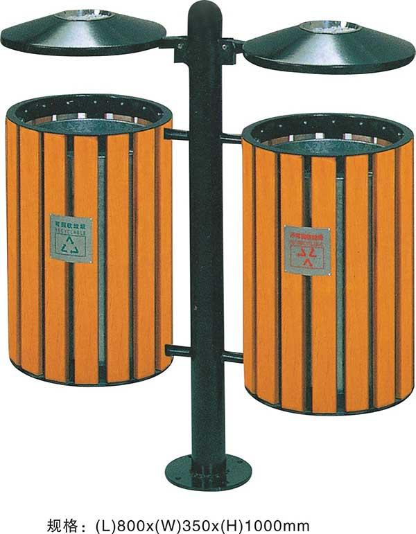 贵阳市政垃圾桶