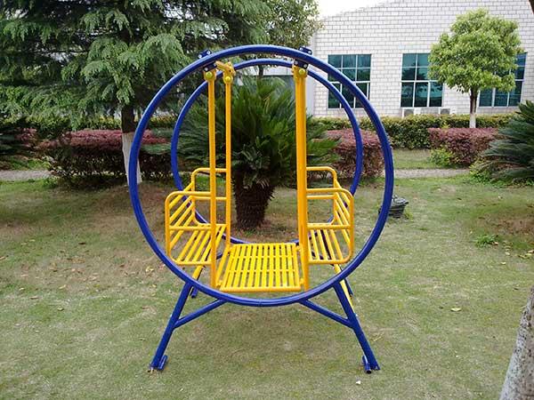 公园休闲荡椅