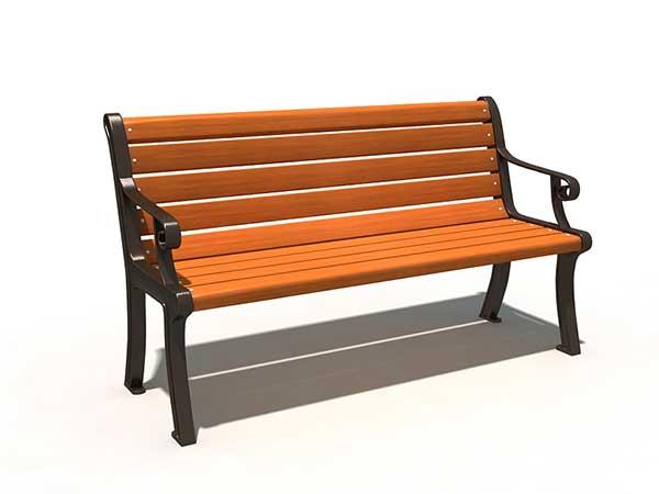 贵阳公园休闲椅