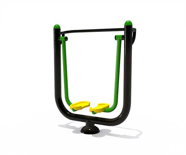 单柱漫步器