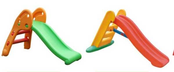 折叠式滑梯