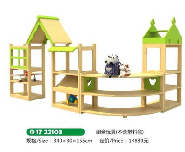 贵州幼儿园储物柜
