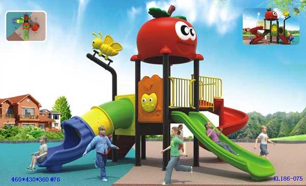 贵州幼儿园组合滑梯