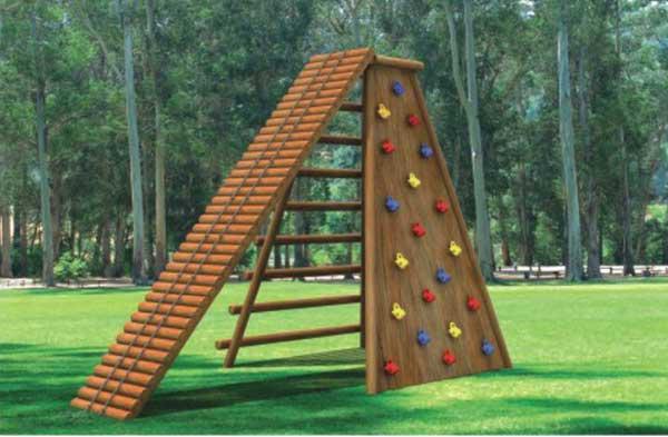 贵阳幼儿园攀爬组合