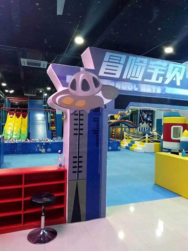 贵州儿童游乐淘气堡