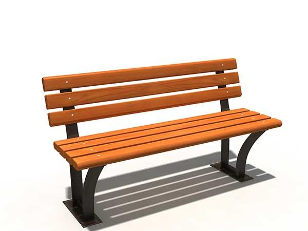 小区休闲椅