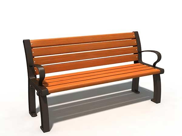 贵阳小区休闲椅
