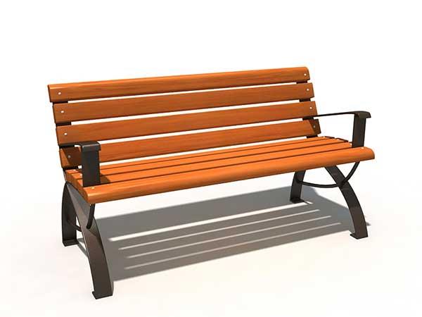 贵阳园林休闲椅