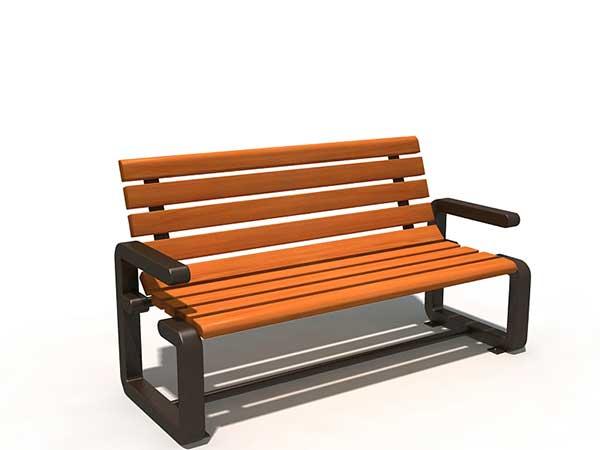 贵州花园休闲椅