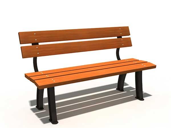 毕节小区休闲椅