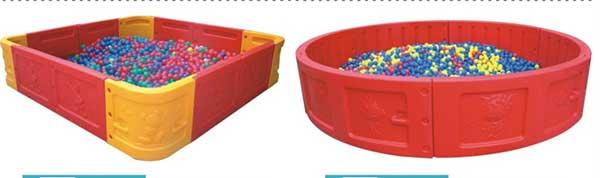 儿童塑料球池