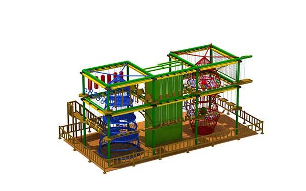 幼儿园拓展设备