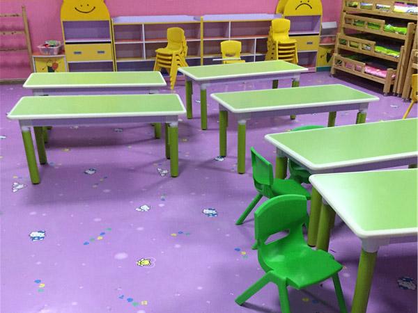 兴义幼儿园桌椅