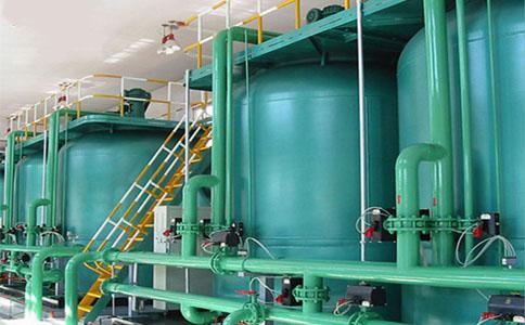净化设备机械过滤器