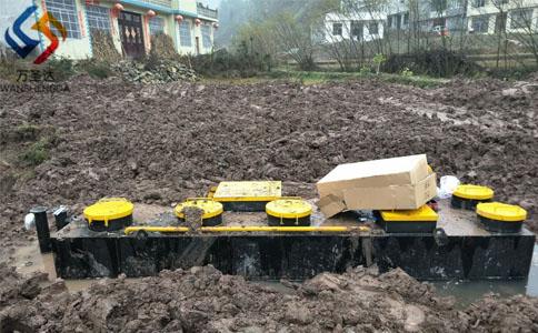 地埋式一体化水处理设�? class=