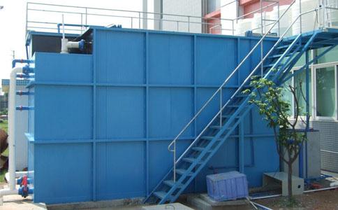 工业一体化污水处理设备