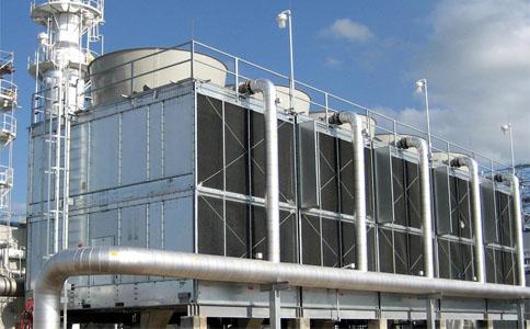 开式大型冷却塔