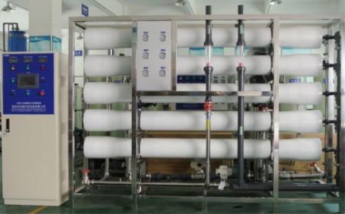 EDI工业净水器摄影