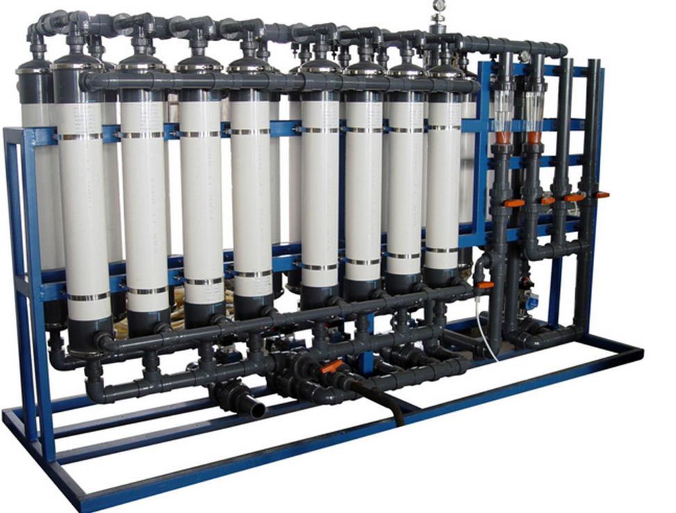 超滤膜工业净水器技术