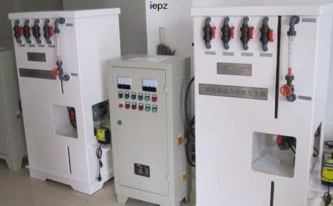 次氯酸钠发生器工业净水器