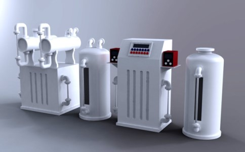 二氧化氯工业净水器