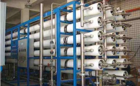 自动反渗透工业净水器