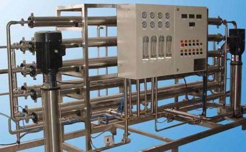 手动反渗透工业净水器