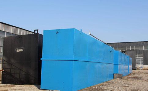 氧池一体化污水处理设备
