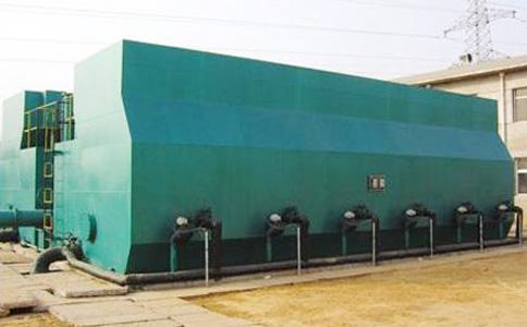 邮菔一体化污水处理装置