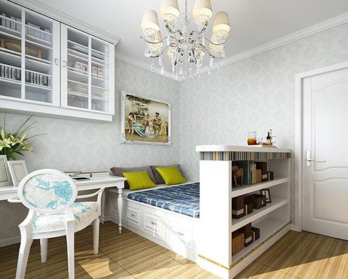 法式風格臥室