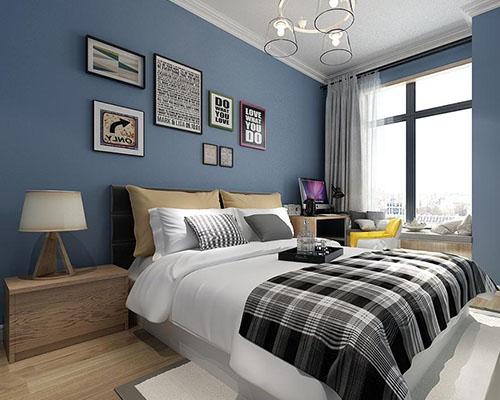 北欧风格卧室装修