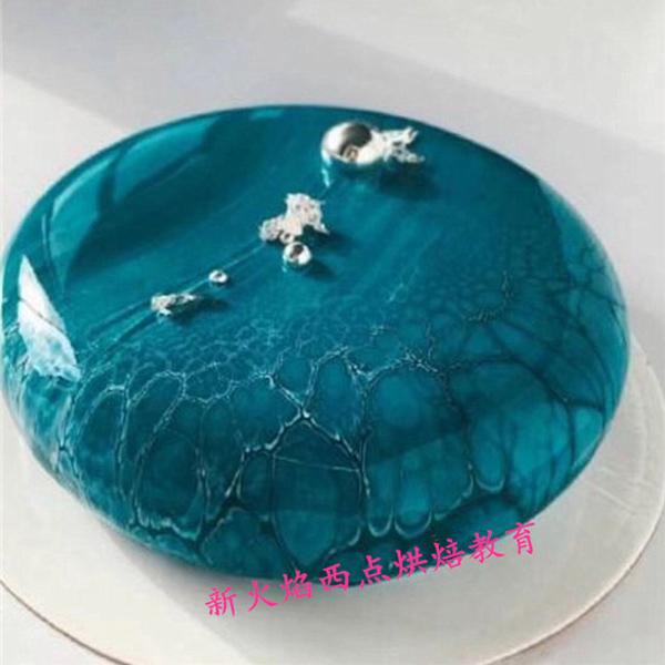 镜面蛋糕培训