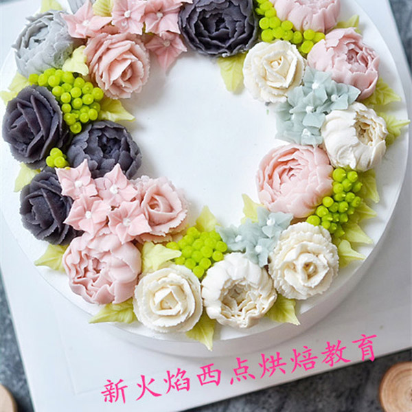 仙居蛋糕培训