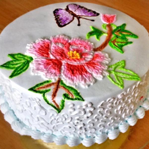 蛋糕培训学习