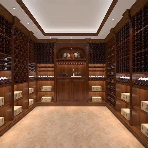 昆明酒品展柜定做