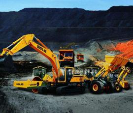 矿山开采工程