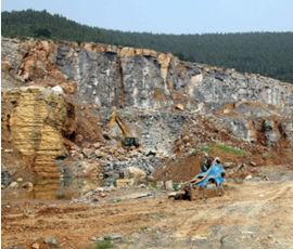陕西矿山开采公司