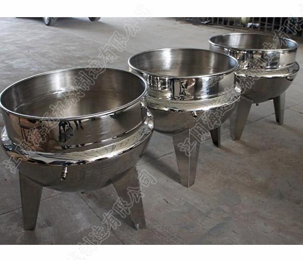 直立式蒸煮锅