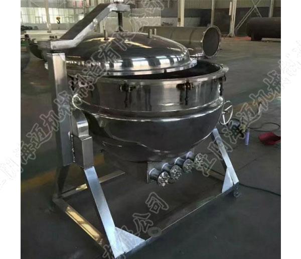 耐压夹层锅