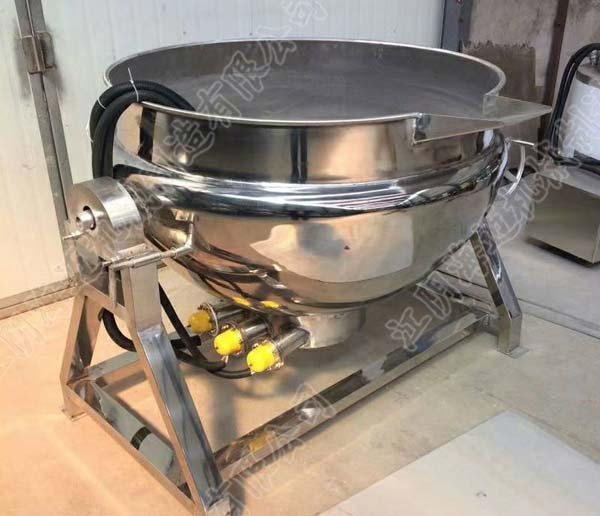 电加热蒸煮锅
